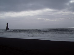 isu (smadventure) Tags: ocean mountain mountains blacksand iceland waves falls atlantic vik glacier waterfalls volcanic atlanticocean blacksandbeach