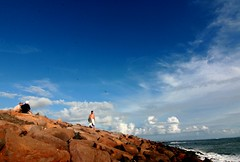 Seseh Beach (Theo Widharto - sheko) Tags: beach surfing canggu sesehbeach