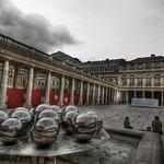 Cours Montpensier près du Palais Royal