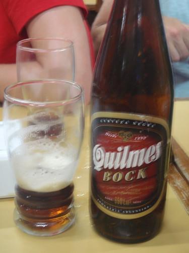 Quilmes Bock, Argentina