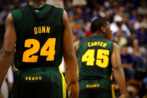 The Baylor Backcourt