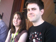 Lauren and Dave