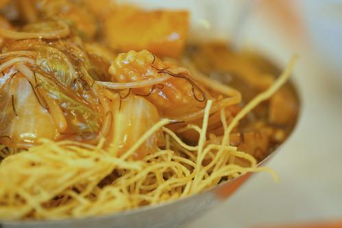 Lo Han Chai noodles