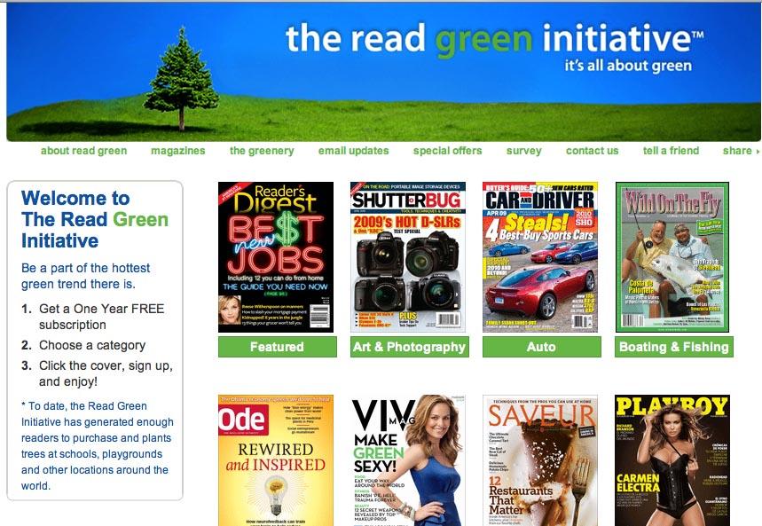 Read Green Initiative