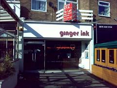 Ginger Ink