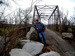 Fisher Ford Bridge (22) (proudnamvet........Patriot Guard Riders) Tags: bridge abandoned lost northwest forgotten arkansas