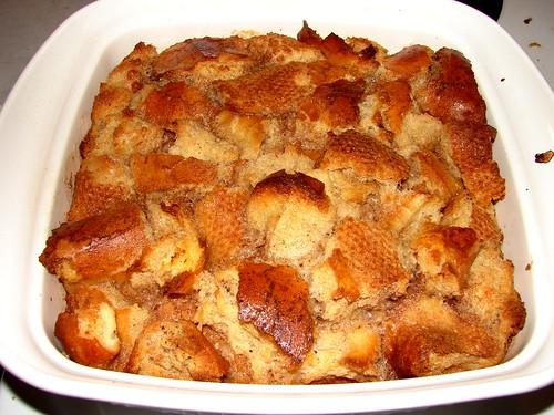 Bread Pudding!