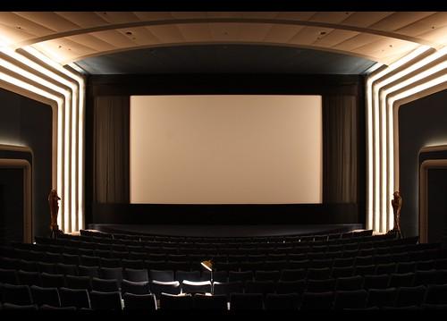 Skywalker Ranch -- screening room