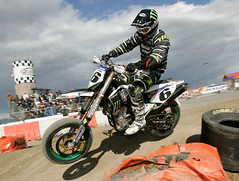 2009 - Mark Burkhart Races Supermoto