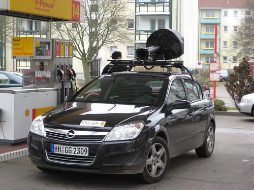 2009-04-01_Google-Auto-in-Stralsund