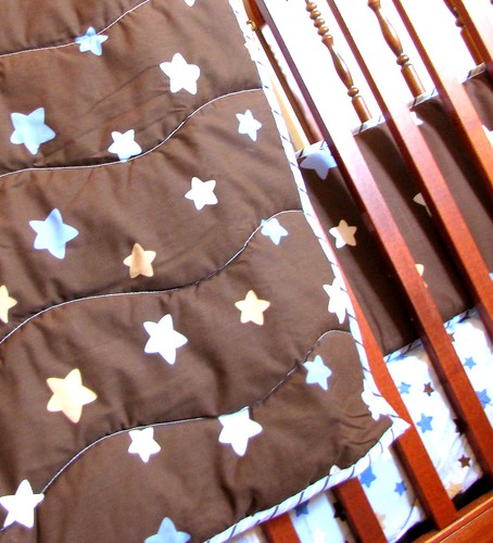 Crib Bedding 4