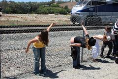 IMG_1565 (moonamtrak) Tags: girls moon girl train butt amtrak mooning laguna flashing metrolink amtrack niguel