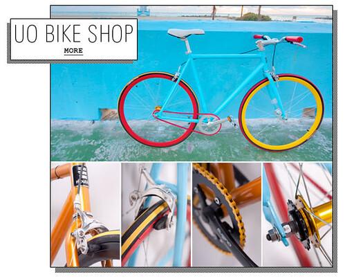 UO bikes