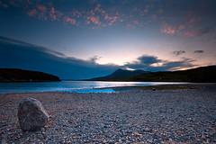 When I grow up (claonaite) Tags: sunset landscape scotland sutherland assynt quinag lochassynt inchnadamph wondersofnature