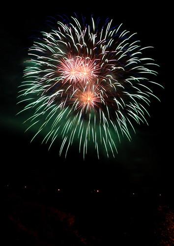 feu artifice dijon 2009