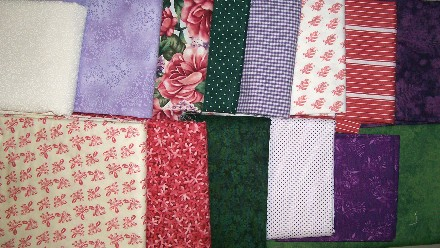 Karen's basket fabrics