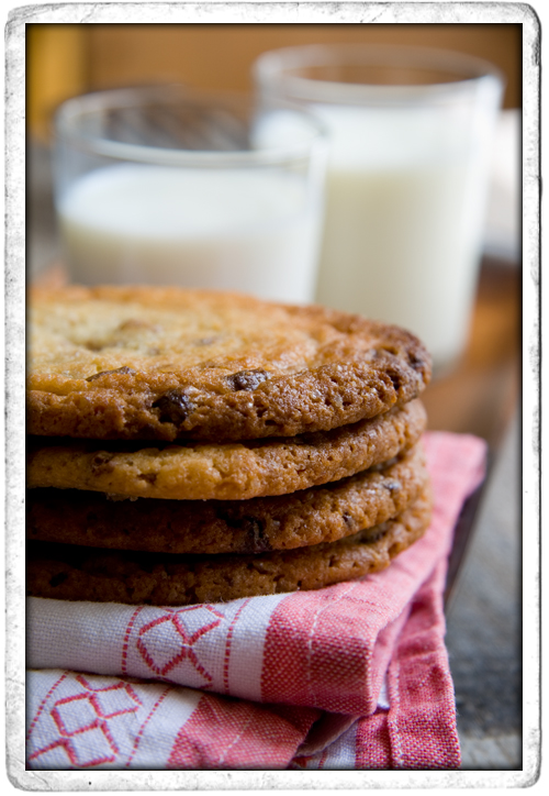 :: Chocolate Chip Cookies