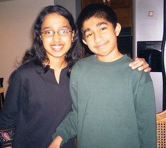 Back When He Was My Height (huma_the_guma) Tags: family indoors casual