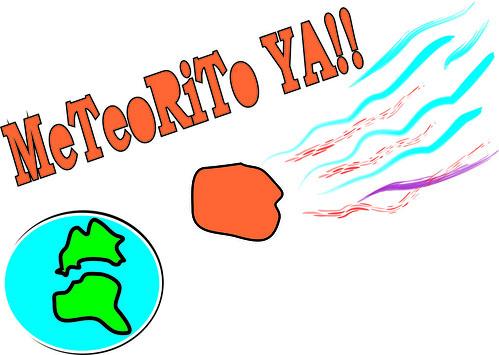 meteoritoya