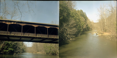 Bridge Diptych