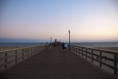 Seal Beach, CA (DClemm) Tags: pier sealbeach 5photosaday d80 grouptripod atomicaward