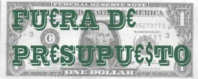 Fuera de Presupuesto