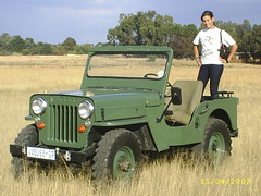 Willys 1956 CJ3-B   1 (Basic Transporter) Tags: africa south horn willys cj3b
