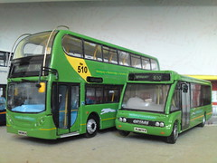 WK58EAC & PL06TFX (jeff.day48) Tags: solo adl optare code3 modelbus westerngreyhound enviro400 pl06tfx wk58eac