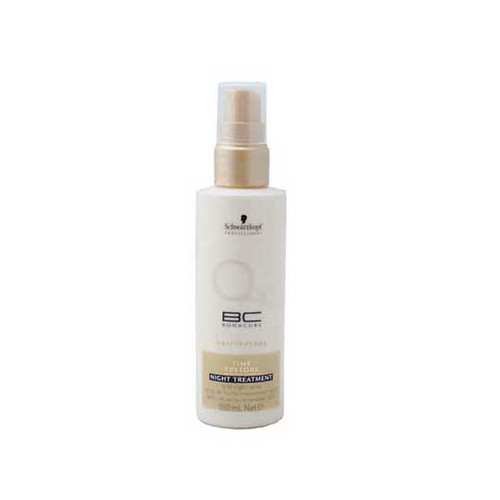 Schwarzkopf Bonacure Time Restore Q 10 Spray Restaurador Noturno 100 ml