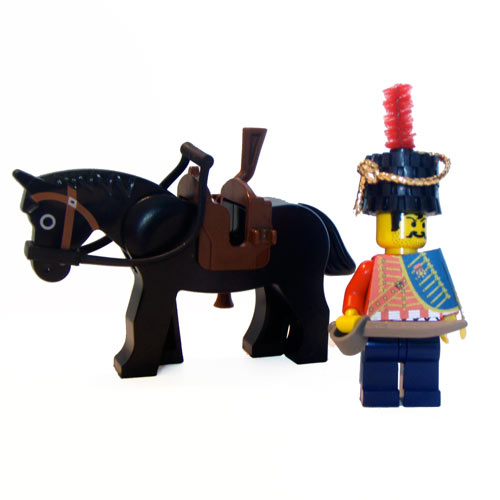 French Hussar custom minifig