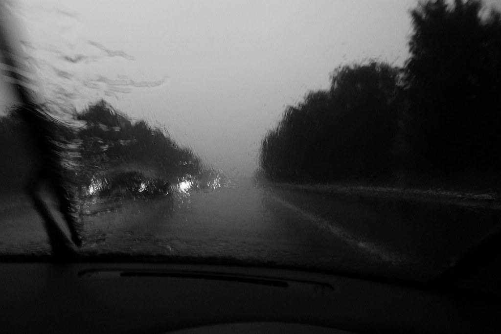 215/365 [Driving Rain] by The Hamster Factor, on Flickr