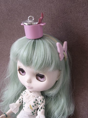 papillon 3 (Pinkwa') Tags: retro petal blythe ep enchanted butterfky