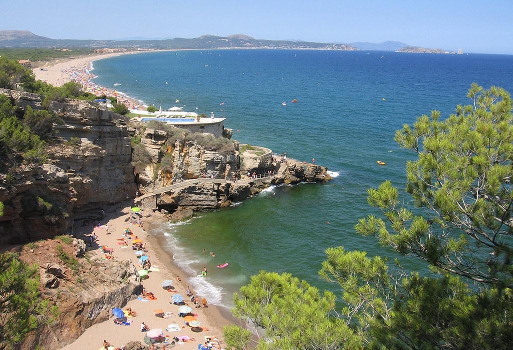 Platja Illa Roja (Begur, Girona) by Asier Sarasua, on Flickr