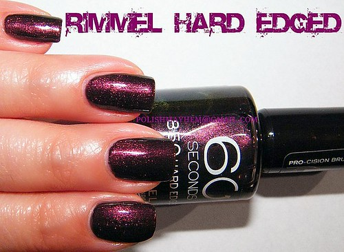 Rimmel Hard Edged