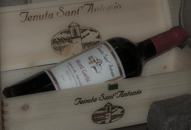 Monti Garbi, direkt från vingården i Italien