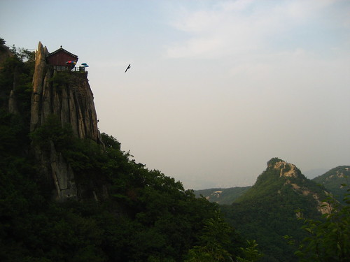 Yeonju-dae Cliff Shrine