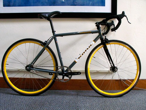 Our new Fixie