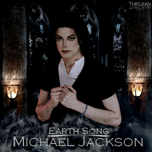Earth Song - Michael Jackson by TheLean.