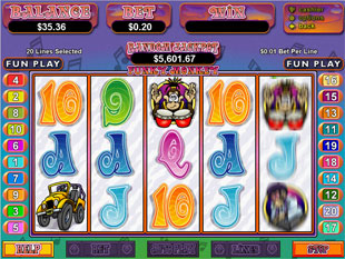 Funky Monkey slot game online review