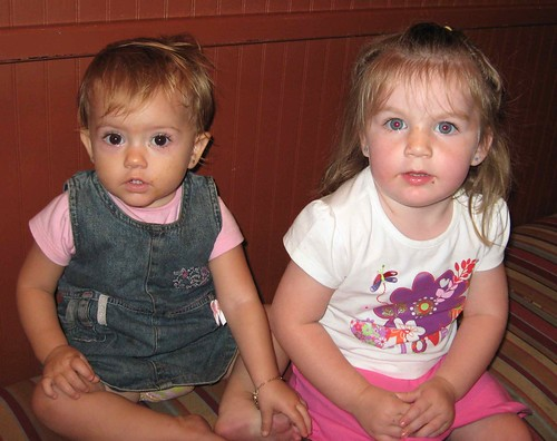 The Cousins, Sasha and Kami