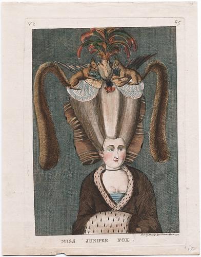 Miss Juniper Fox 1777 (Darly)