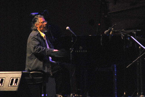 Chick Corea at the Monterey Jazz Festival