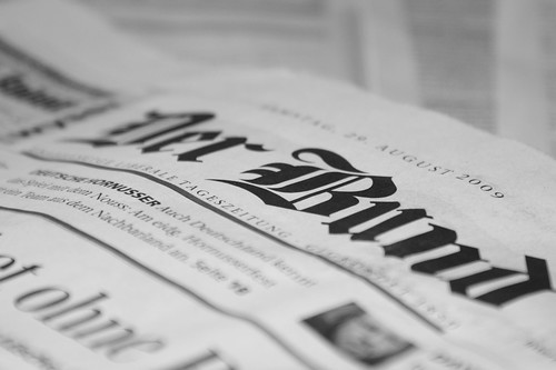 On Saving Newspapers: A Search Marketer's Rant