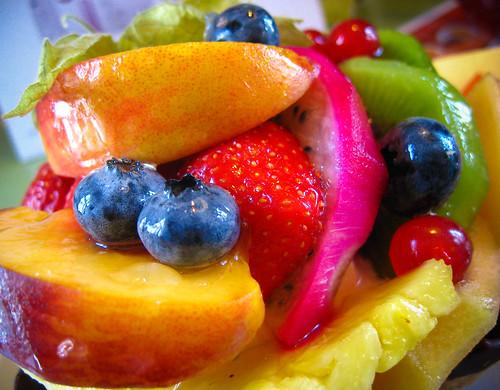 Kasselaner Fruit Tart (Fruchttoertchen)