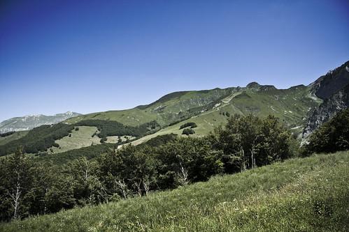 Colle di Tenda, Landscape