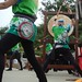 St. Louis Osawa Taiko has choregraphed dance moves to accompany their songs.