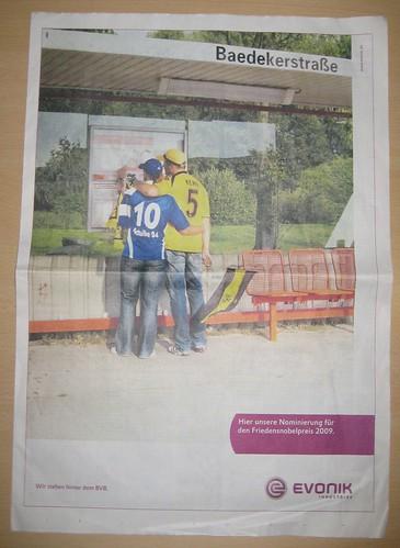 Evonik-Werbung: Hier unsere Nominierung für den Friedensnobelpreis 2009