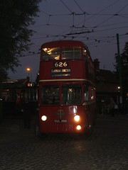 London Transport Trolleybus CUL 260 ( Claire ) Tags: suffolk trolleybus lowestoft londontransport eatm carltoncolville eastangliatransportmuseum cul260