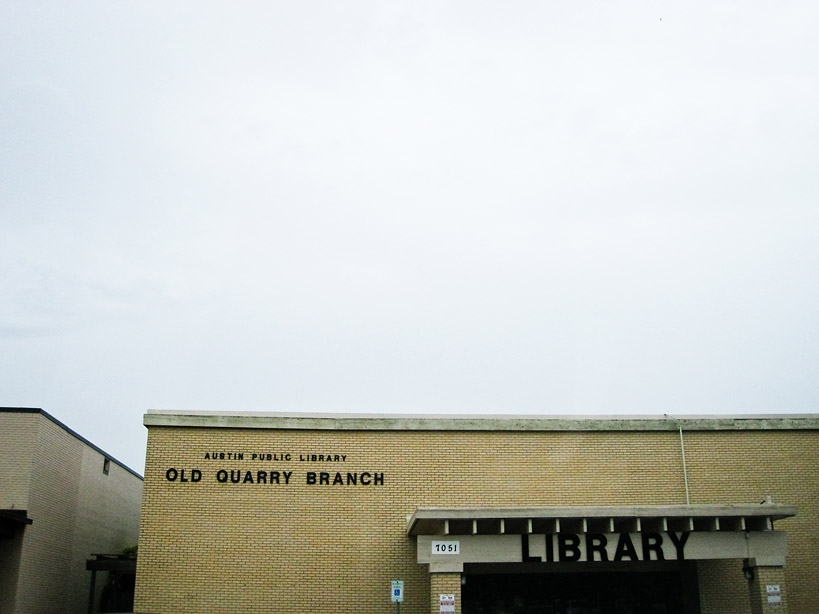Library - Old Quarry