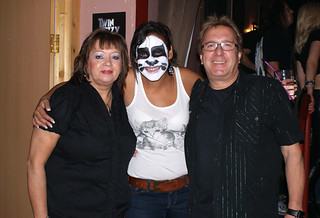 Nadia + Gary and June